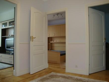 Сдается в аренду 3-х комнатная двухсторонняя квартира в отличном состоянии на 6 . Позняки, Киев, Киевская область. фото 4