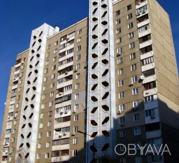 Сдается в аренду 3-х комнатная двухсторонняя квартира в отличном состоянии на 6 . Позняки, Киев, Киевская область. фото 1
