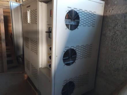 Трехфазные стабилизаторы напряжения Power : 600kVA Static Voltage Stabilizer . Чернигов, Черниговская область. фото 5