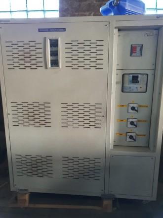 Трехфазные стабилизаторы напряжения Power : 600kVA Static Voltage Stabilizer . Чернигов, Черниговская область. фото 8