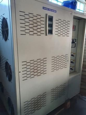Трехфазные стабилизаторы напряжения Power : 600kVA Static Voltage Stabilizer . Чернигов, Черниговская область. фото 9