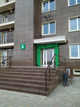 Посуточная аренда однокомнатной квартиры в 49 ЖЕМЧУЖИНЕ Одесса. Цена за сутки 65. Таирова, Одесса, Одесская область. фото 9