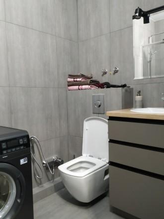 Посуточная аренда однокомнатной квартиры в 49 ЖЕМЧУЖИНЕ Одесса. Цена за сутки 65. Таирова, Одесса, Одесская область. фото 8