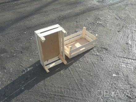 Ящик деревянный тара деревянная